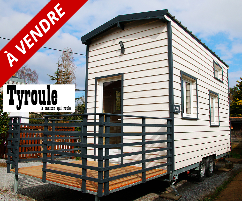 Tiny House La Nordica - Tiny house a vendre